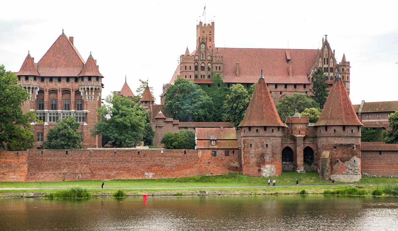 Malbork Castle Day Trip