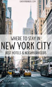 New York City Best Places
