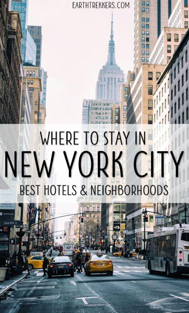 New York City Best Places