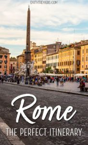 0068fd99715da 2 Days in Rome: The Perfect Rome Itinerary for Your First Visit ...