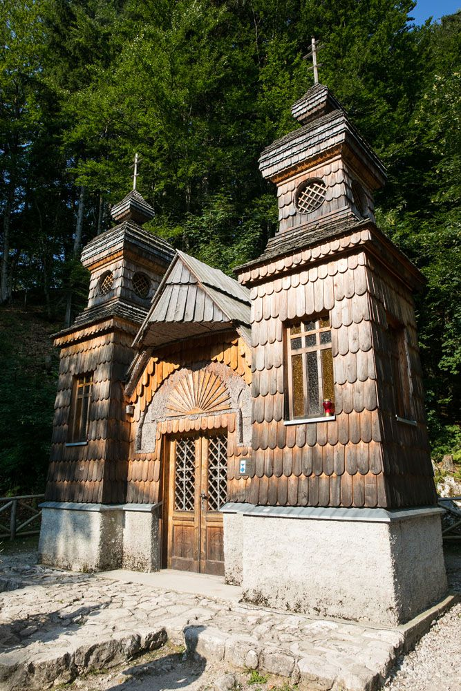 Russian Chapel best things to do in Slovenia