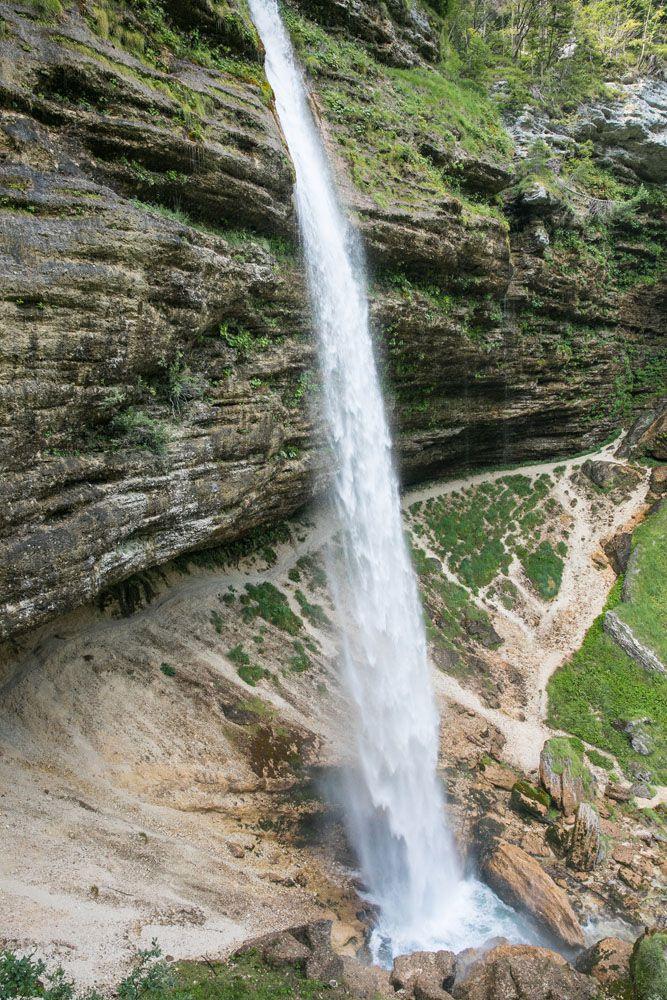 Waterfall Pericnik