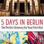 5 Day Berlin Itinerary and Travel Guide