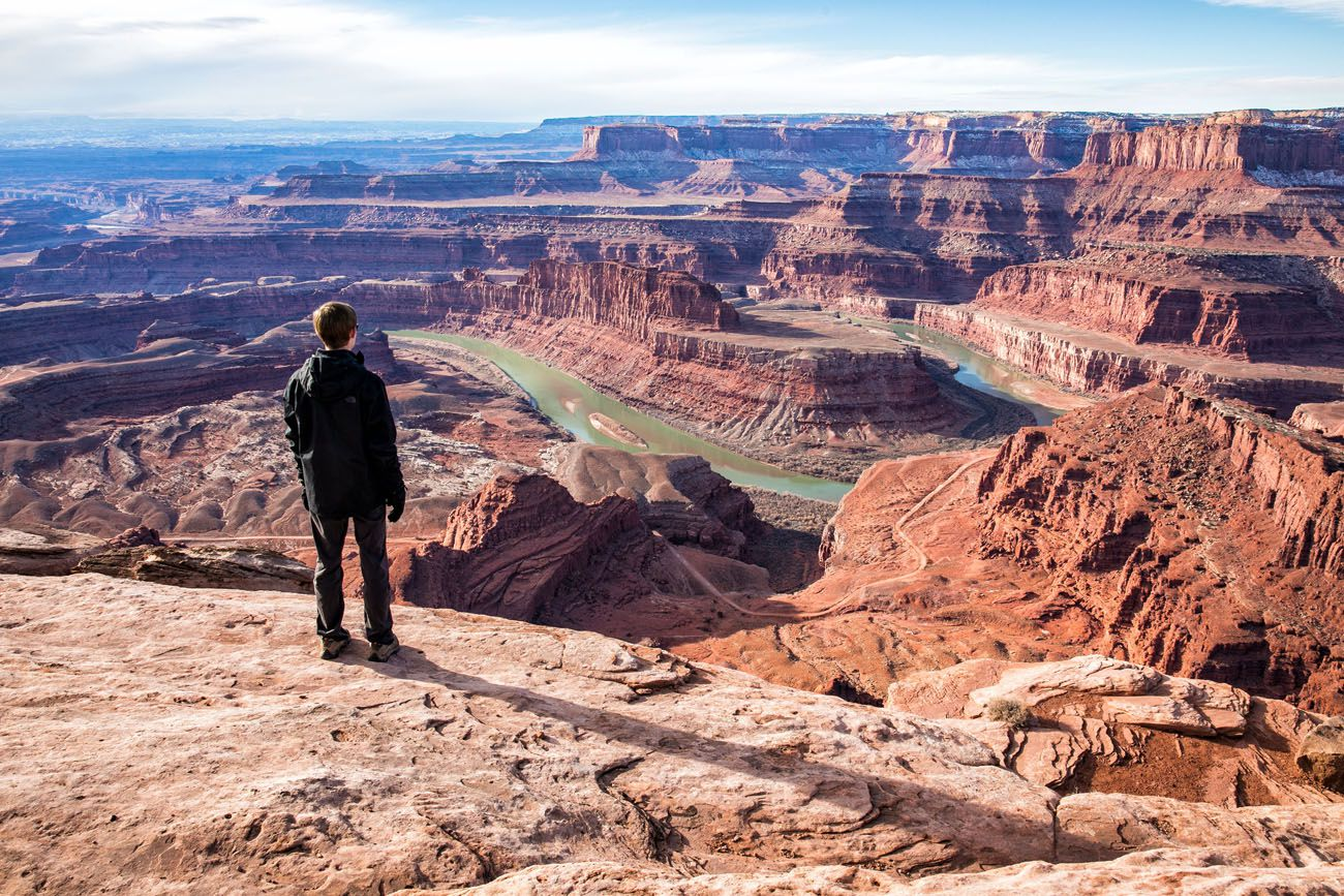 Best things to do Dead Horse Point
