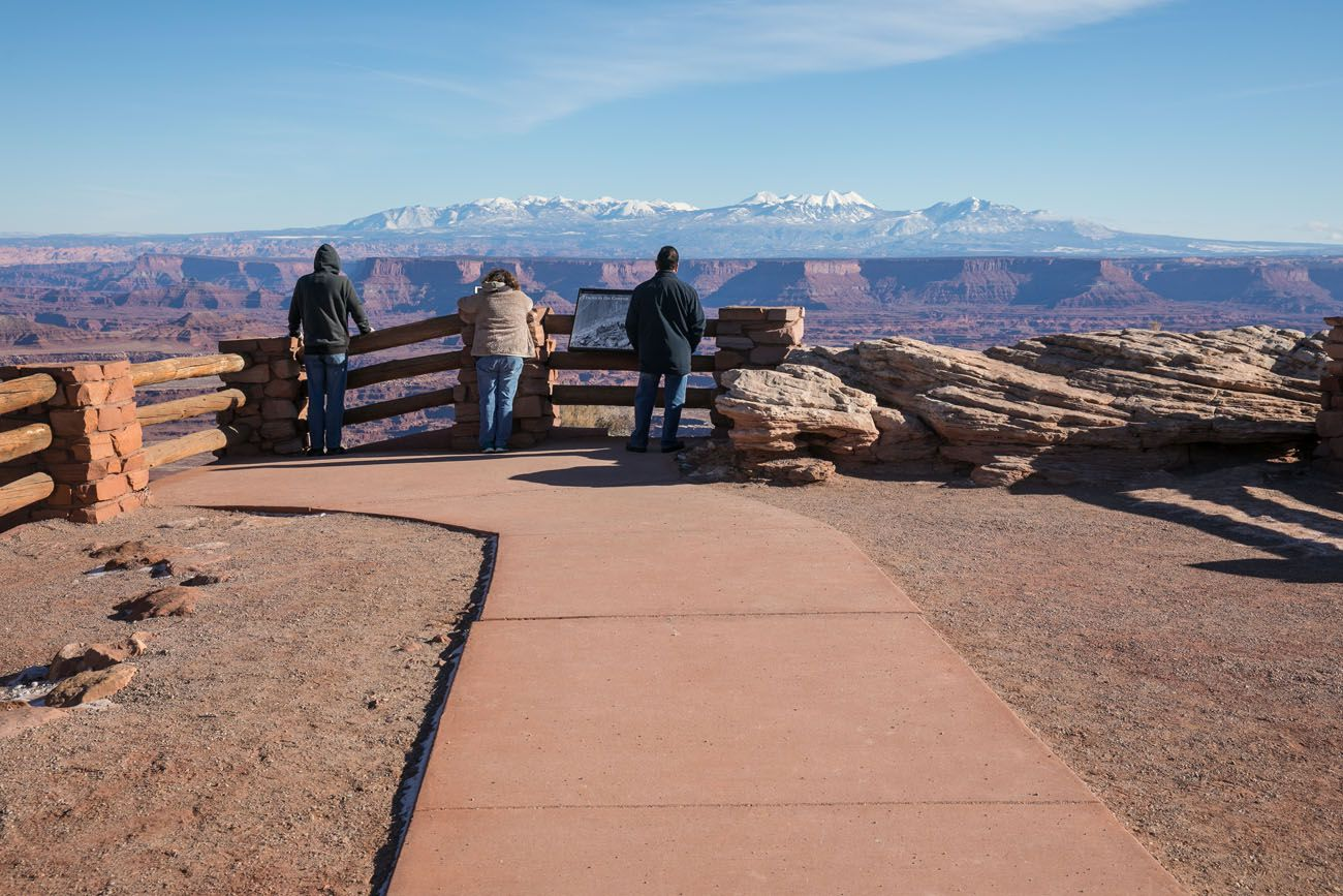Buck Canyon Overlook things to do in Canyonlands