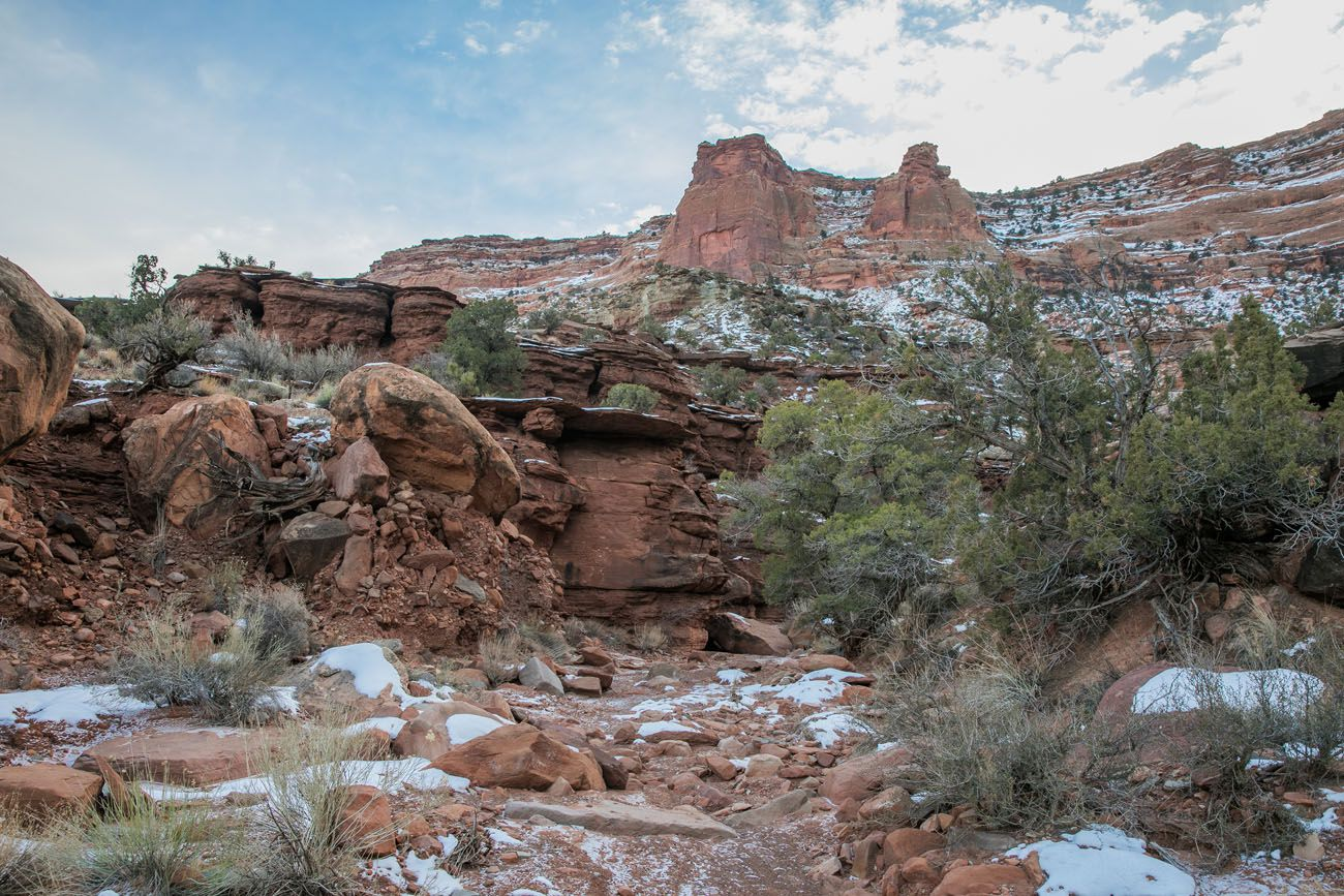 Canyonlands Hike