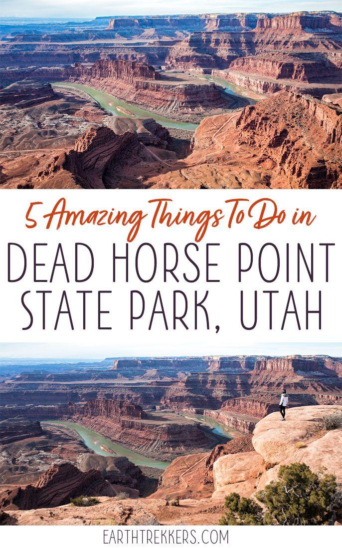 Dead Horse Point Park Utah