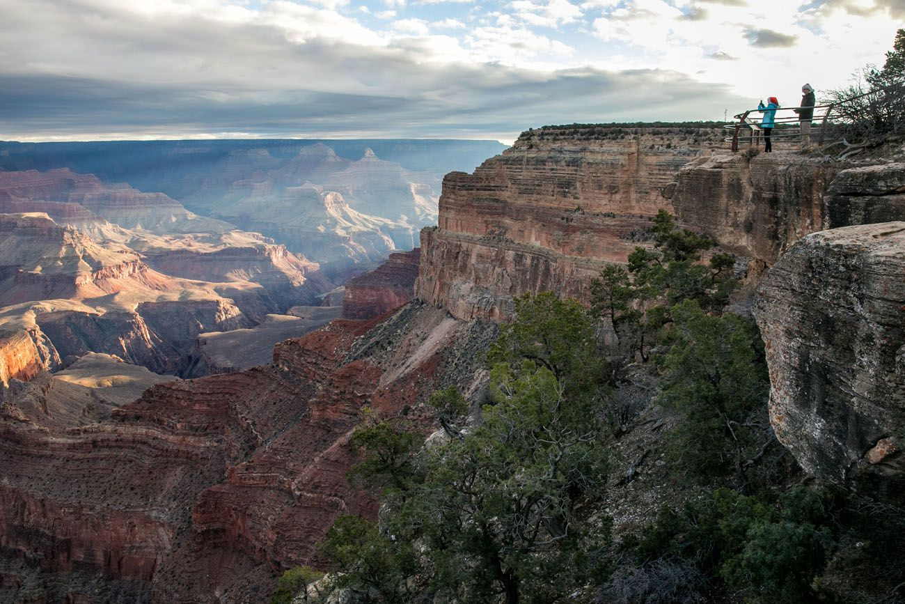 Grand Canyon Viewpoint