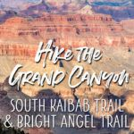 Hike Grand Canyon South Kaibab Trail