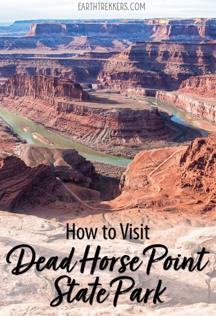 How to Visit Dead Horse Point State Park
