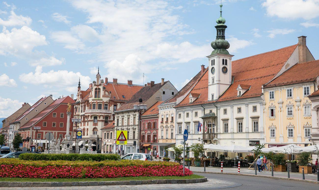 Maribor Slovenia itinerary