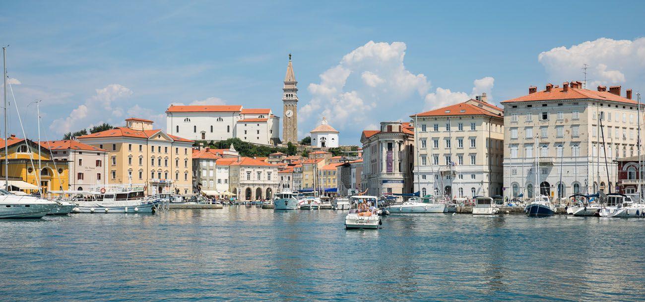 Piran Slovenia itinerary