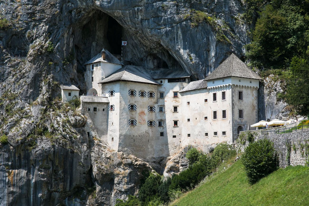Predjama Castle Slovenia itinerary
