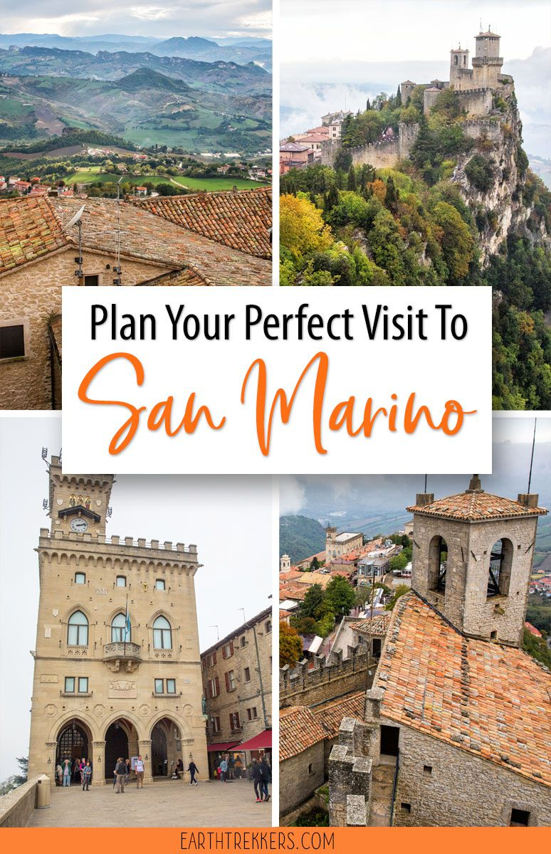 San Marino Travel Guide