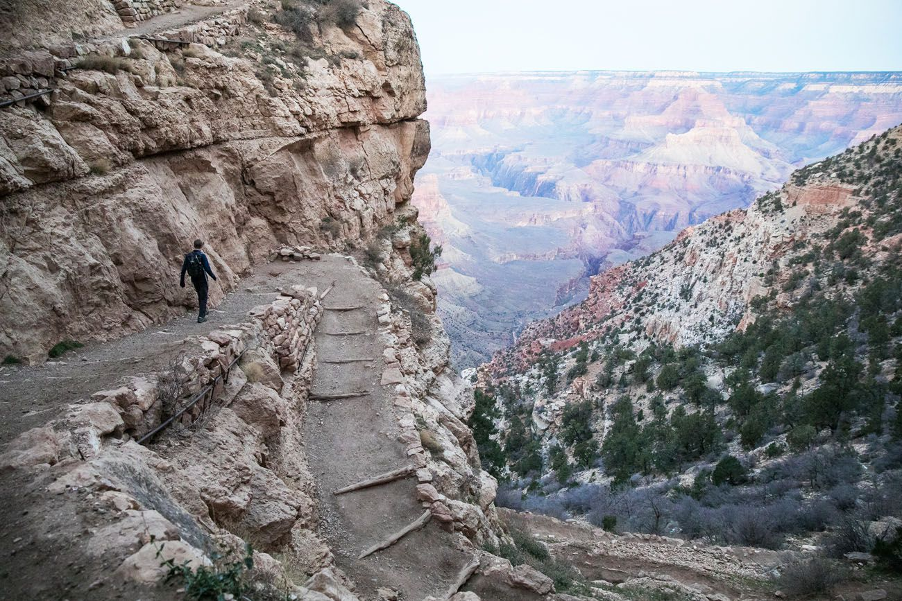 South Kaibab in December