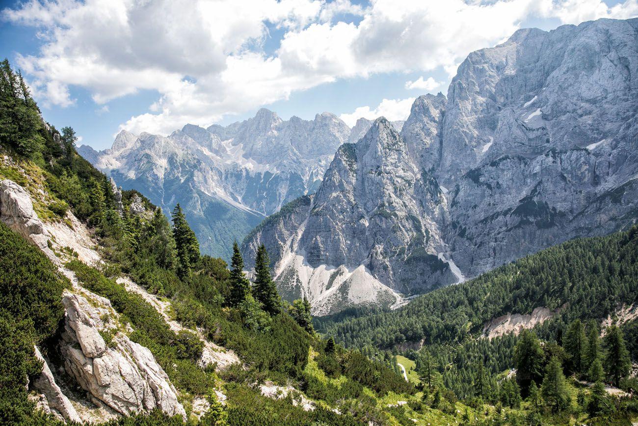 Triglav National Park Slovenia itinerary