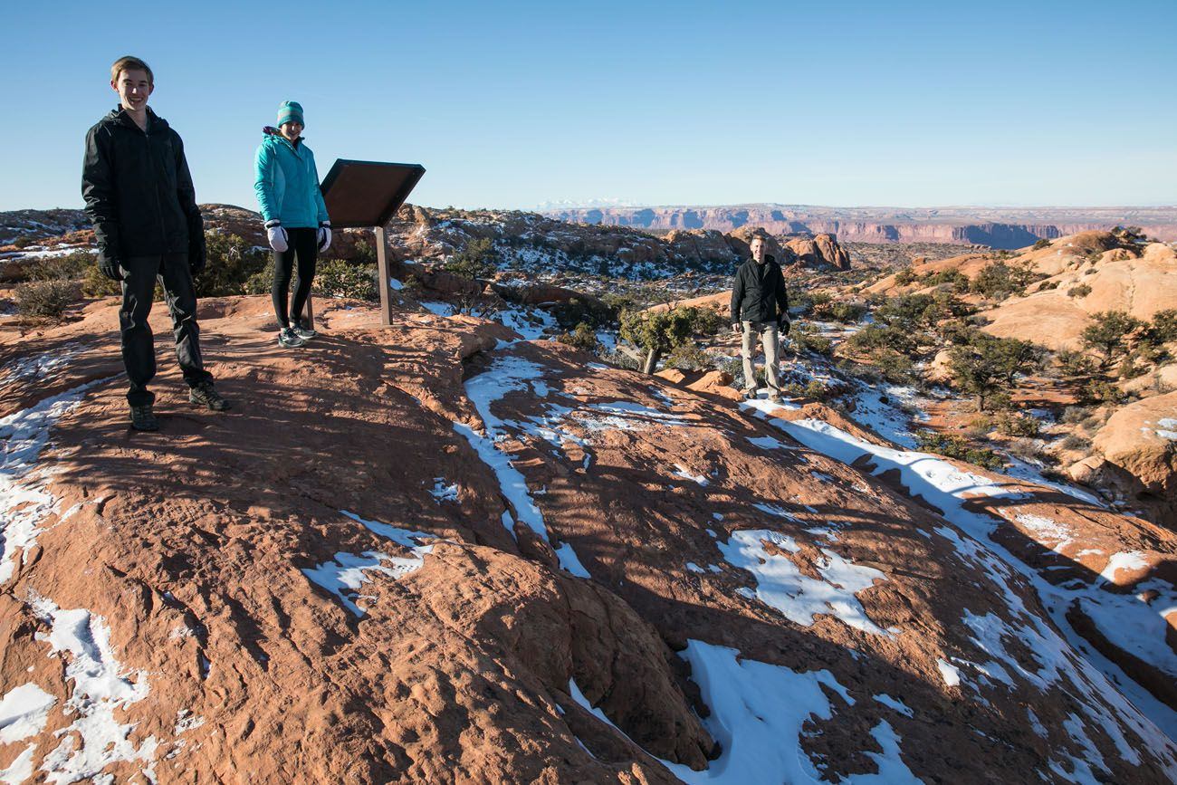 Upheaval Dome Overlook