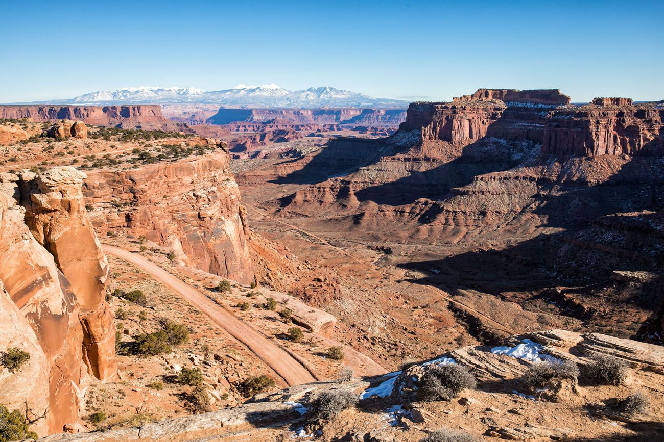 White Rim Road Canyonlands