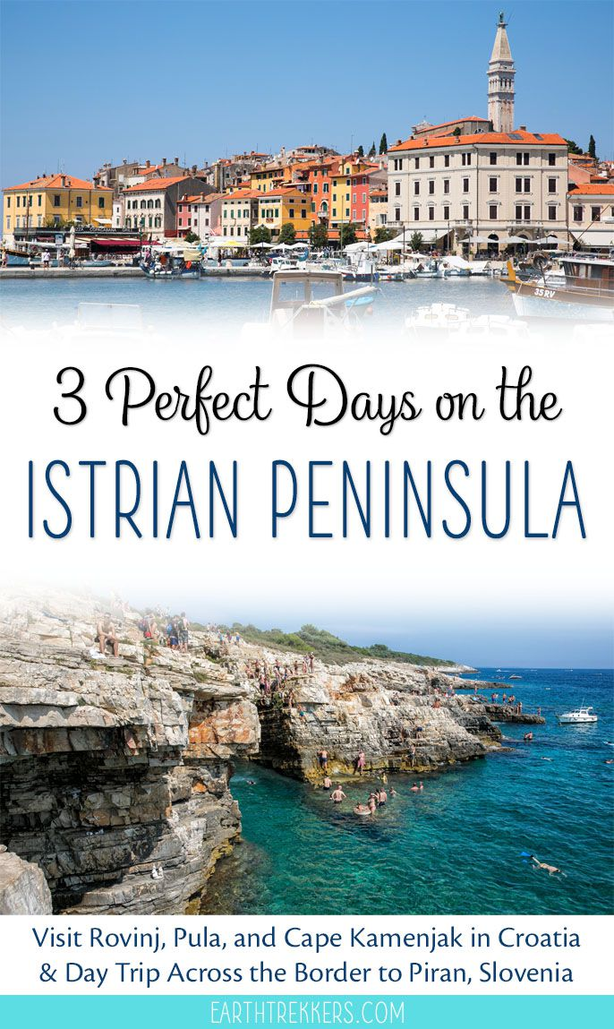 3 Days Istrian Peninsula