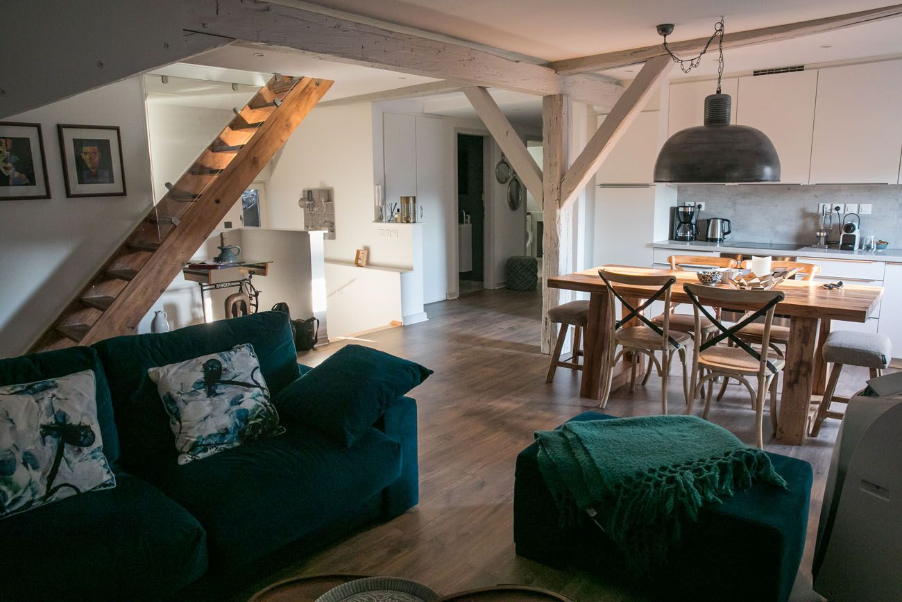 Apartment in Colmar