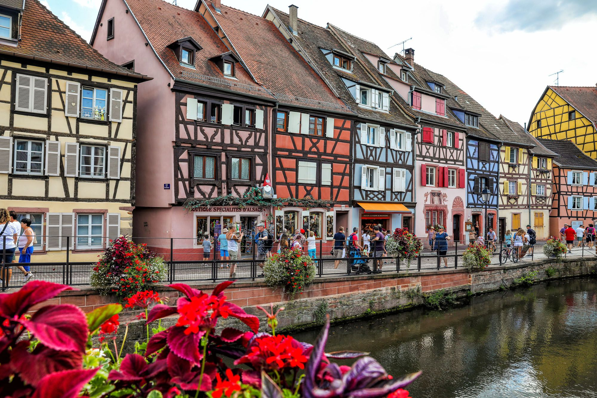 Fishmongers District Colmar