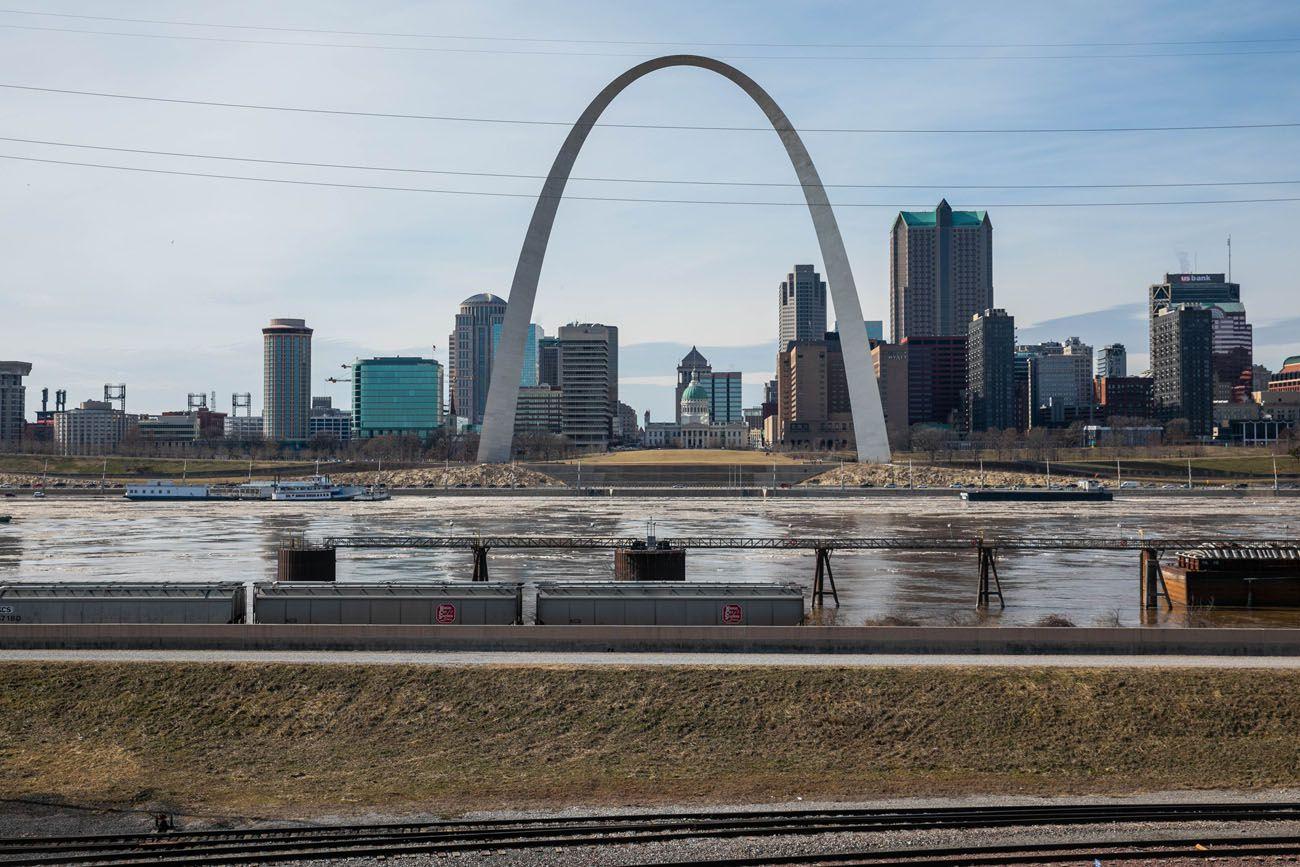Gateway Arch View