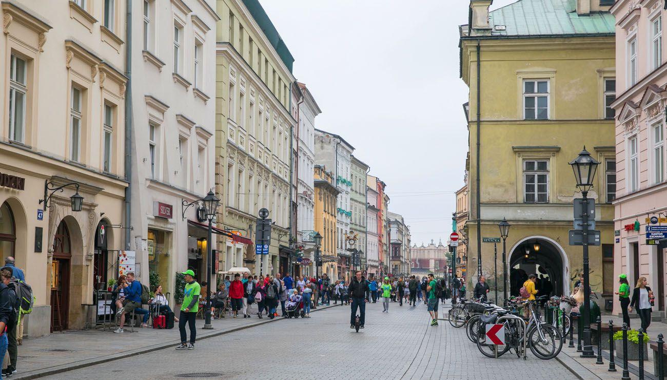 Grodzka-Street-Krakow.jpg.optimal ▷ 3 días en Cracovia: el itinerario perfecto para tu primera visita