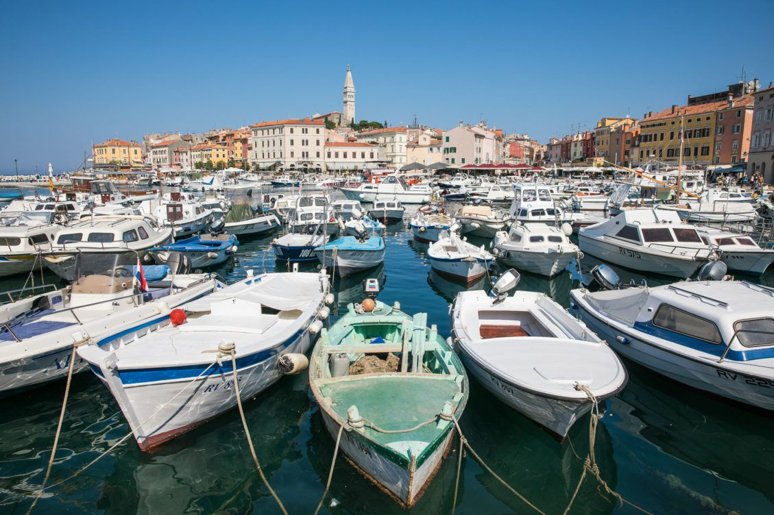 Istria Itinerary