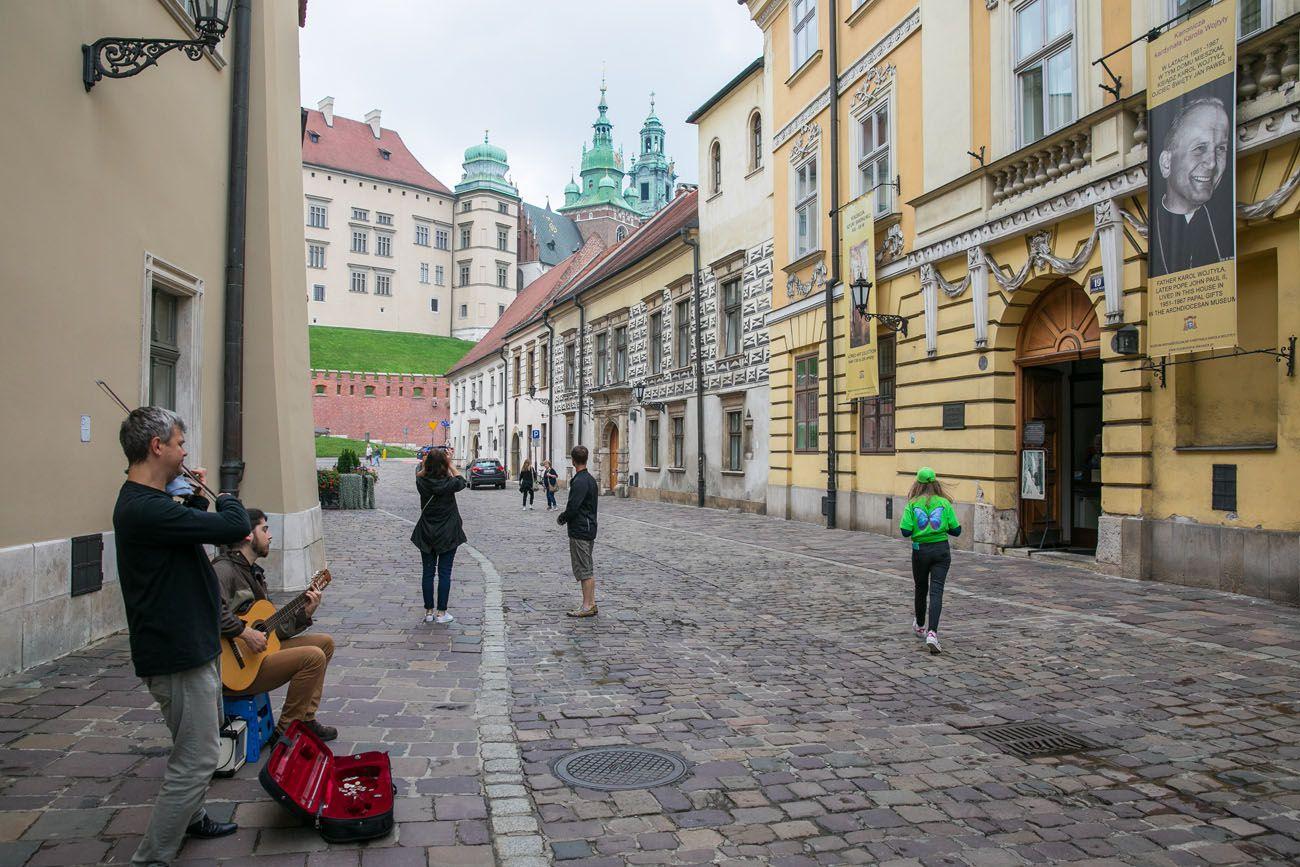 Kanonicza-Street-Krakow.jpg.optimal ▷ 3 días en Cracovia: el itinerario perfecto para tu primera visita