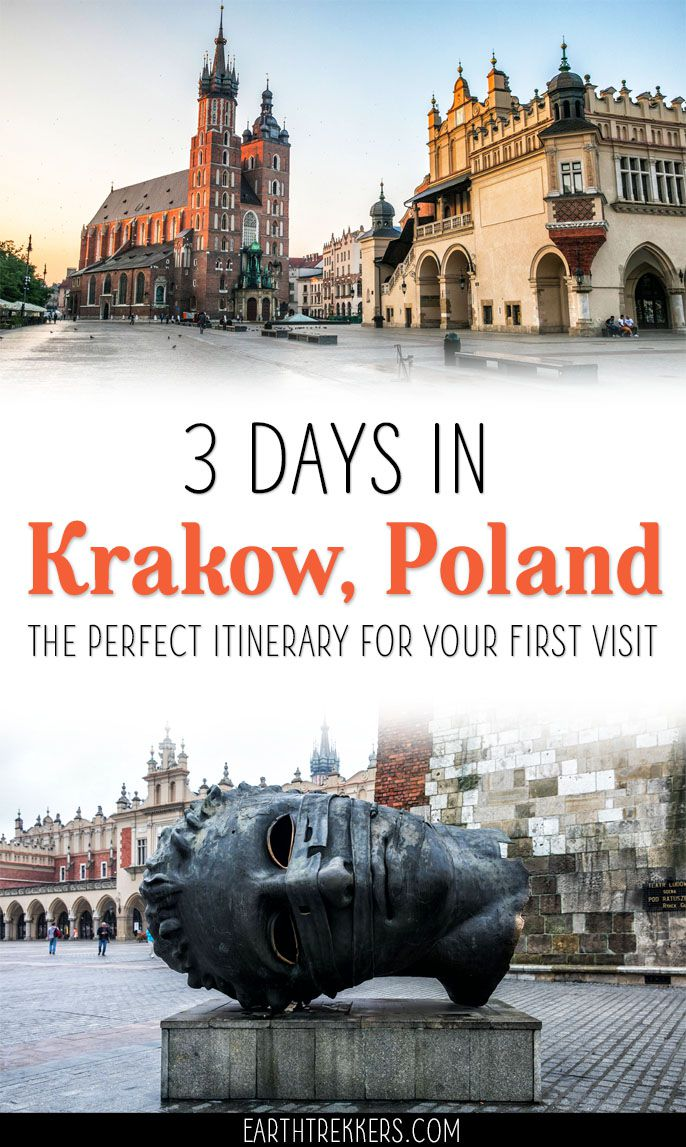 Krakow Itinerary with Auschwitz