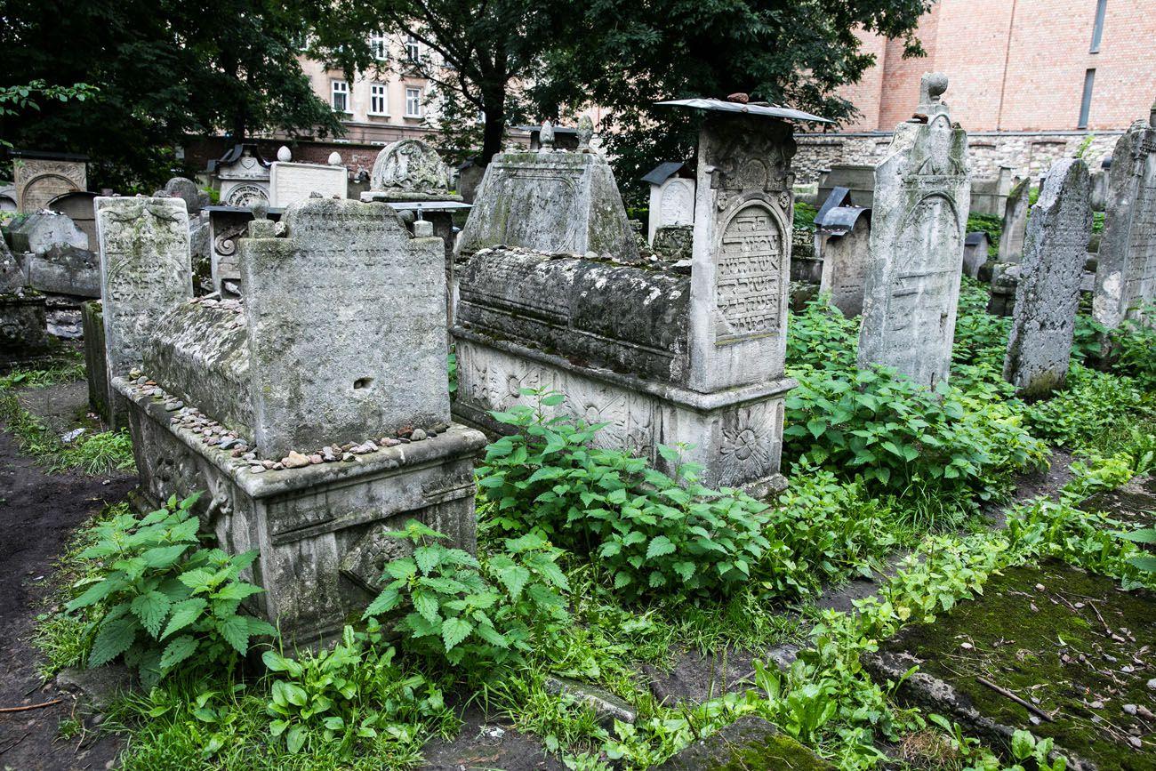 Krakow-Jewish-Cemetery.jpg.optimal ▷ 3 días en Cracovia: el itinerario perfecto para tu primera visita