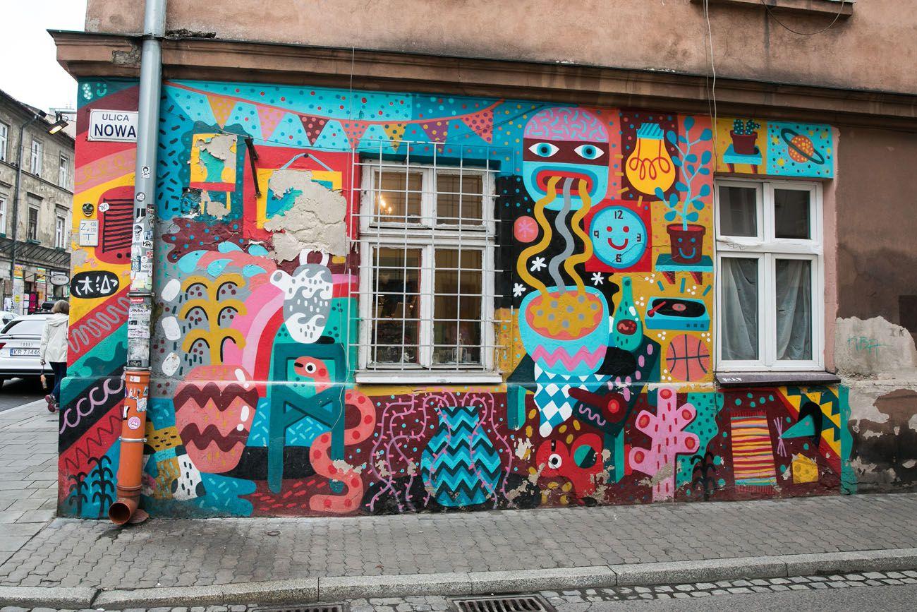Krakow-Street-Art.jpg.optimal ▷ 3 días en Cracovia: el itinerario perfecto para tu primera visita