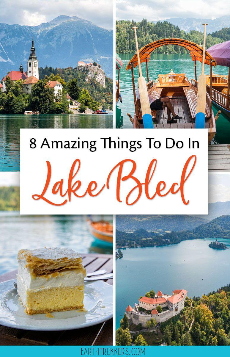 Lake Bled Slovenia Travel Guide