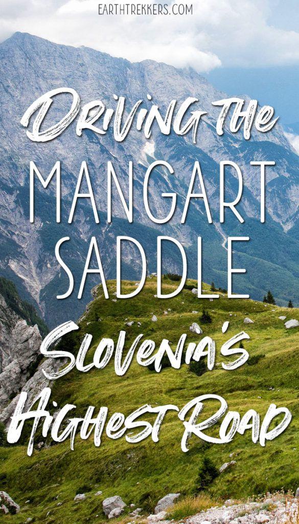 Mangart Saddle Slovenia