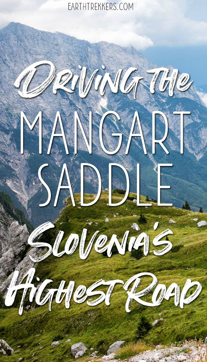 Mangart Saddle Slovenia