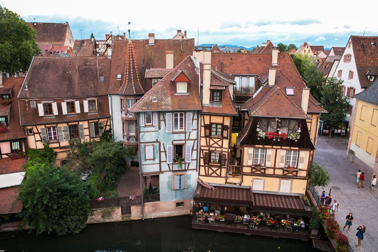 Our View in Colmar