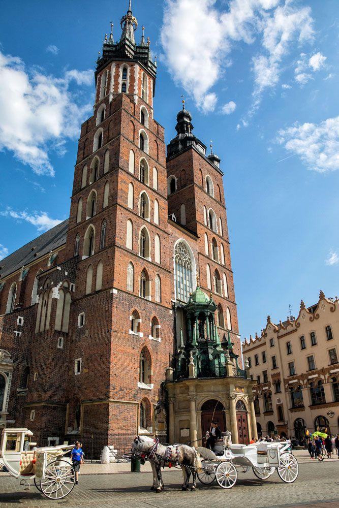St-Marys-Basilica-Krakow.jpg.optimal ▷ 3 días en Cracovia: el itinerario perfecto para tu primera visita