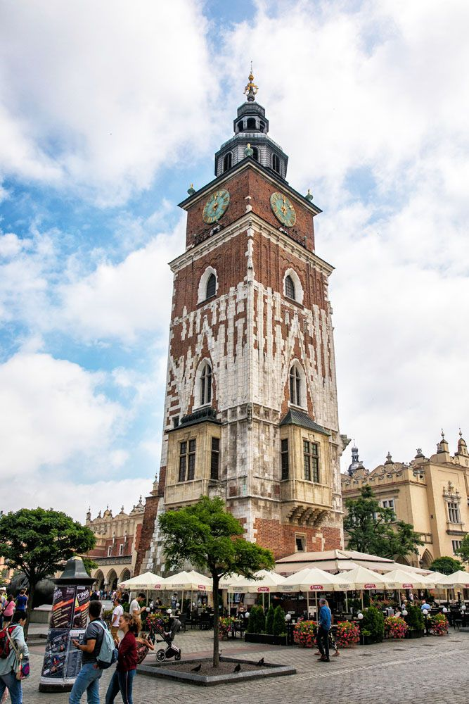 Town Hall Tower Krakow