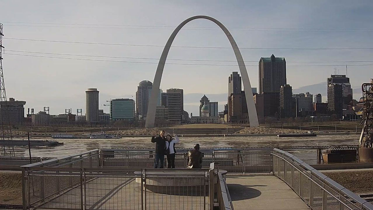 Webcam Gateway Arch