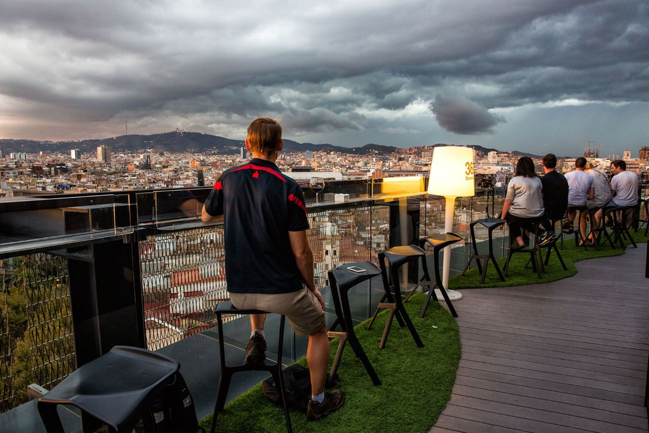 360 Terrace Barcelona Where to Stay in Barcelona