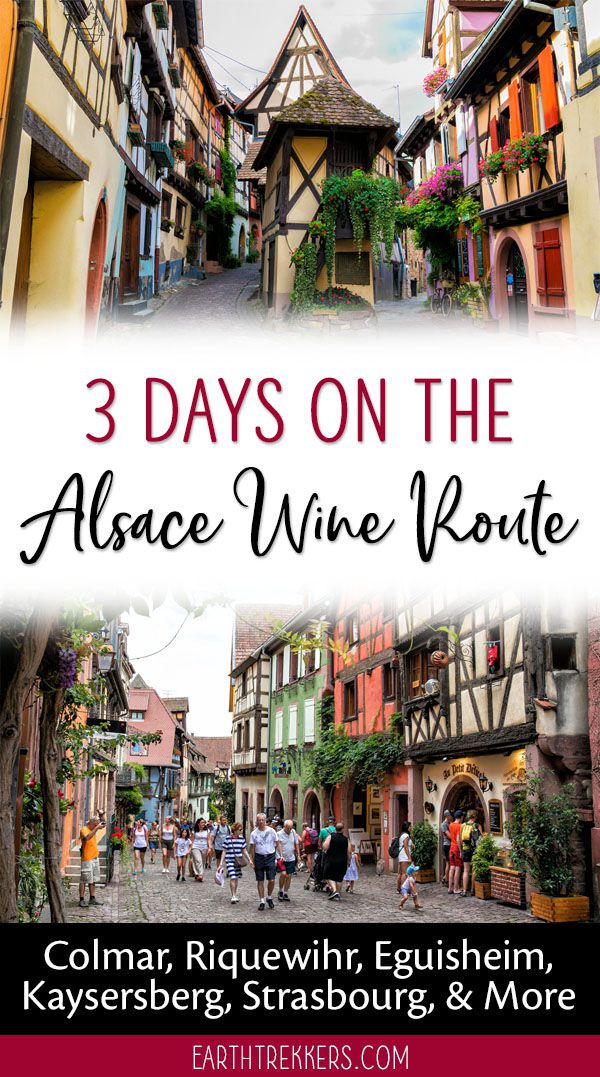 Alsace Wine Route France Travel Guide