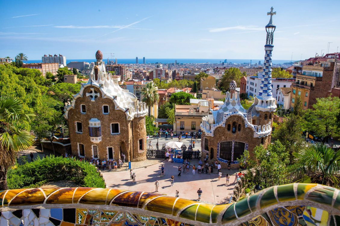 Barcelona Itinerary