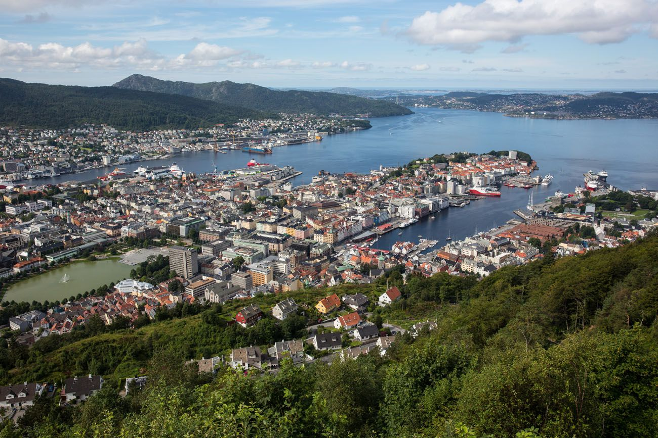 Bergen 10 days in Norway