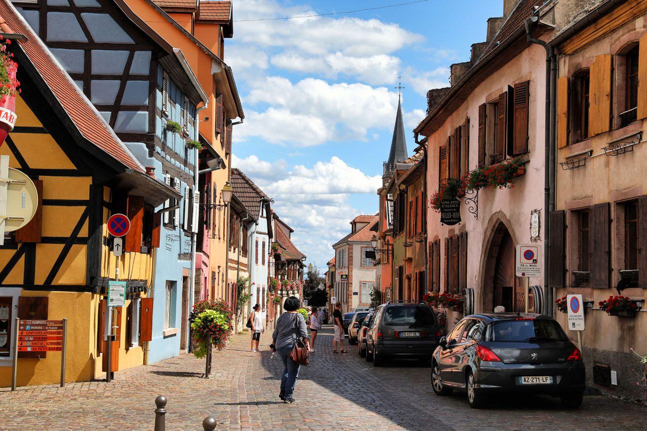 Bergheim-France.jpg.optimal ▷ 3 días en la ruta del vino de Alsacia