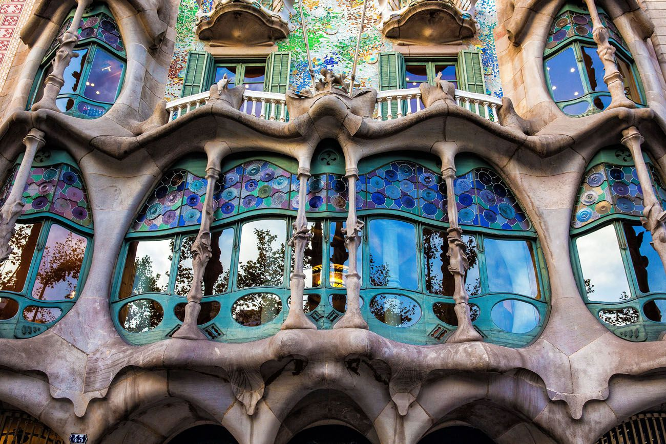 Casa Batllo 3 days in Barcelona itinerary