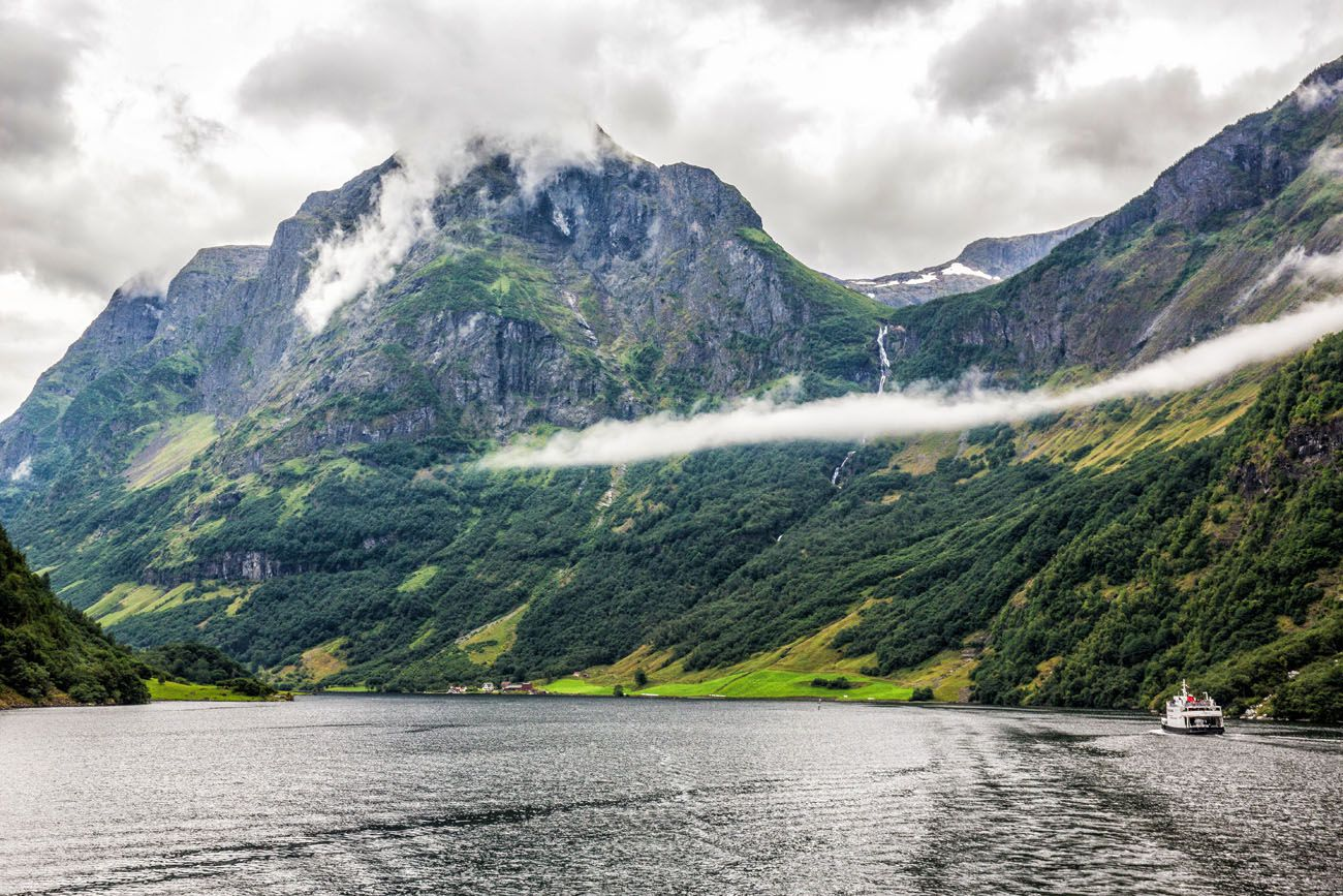 Fjord Cruise 10 days in Norway