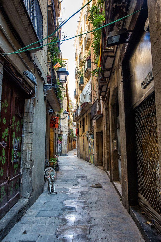 Gothic-Quarter.jpg.optimal ▷ Dónde alojarse en Barcelona: los mejores hoteles y barrios para su presupuesto