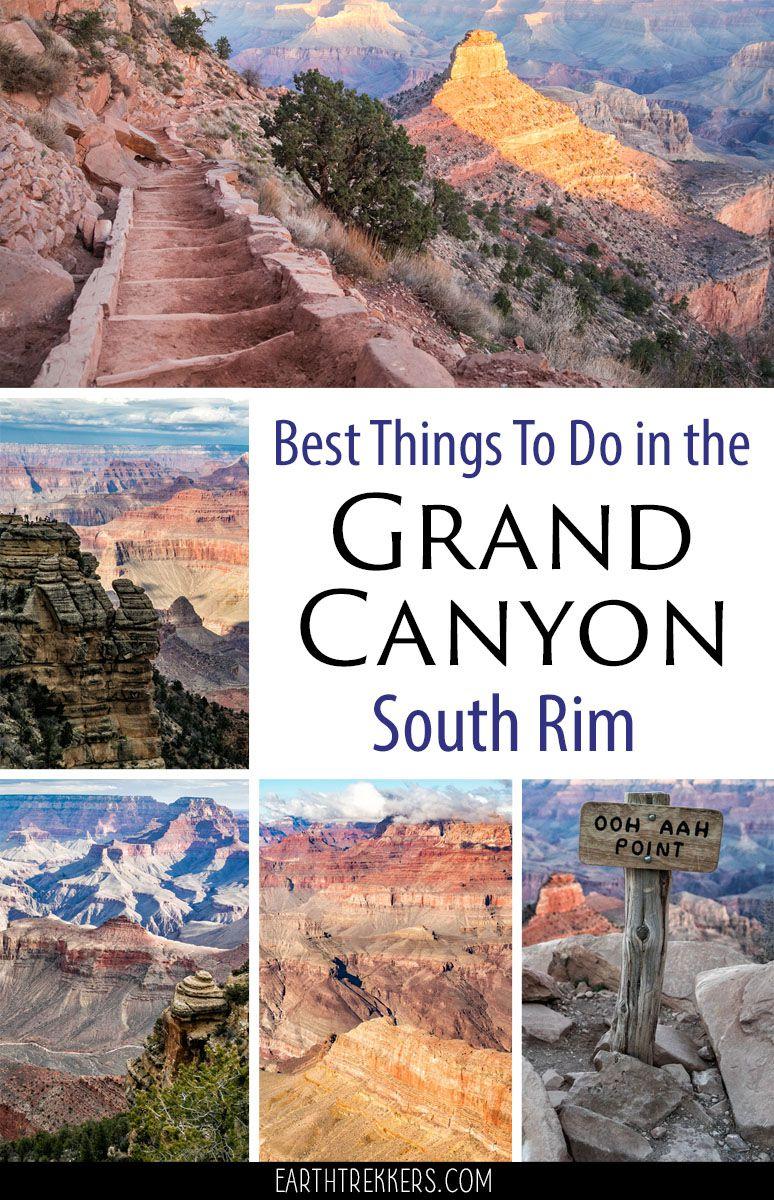 Grand-Canyon-Best-Things-To-Do.jpg.optimal ▷ Las mejores cosas que hacer en el borde sur del Gran Cañón