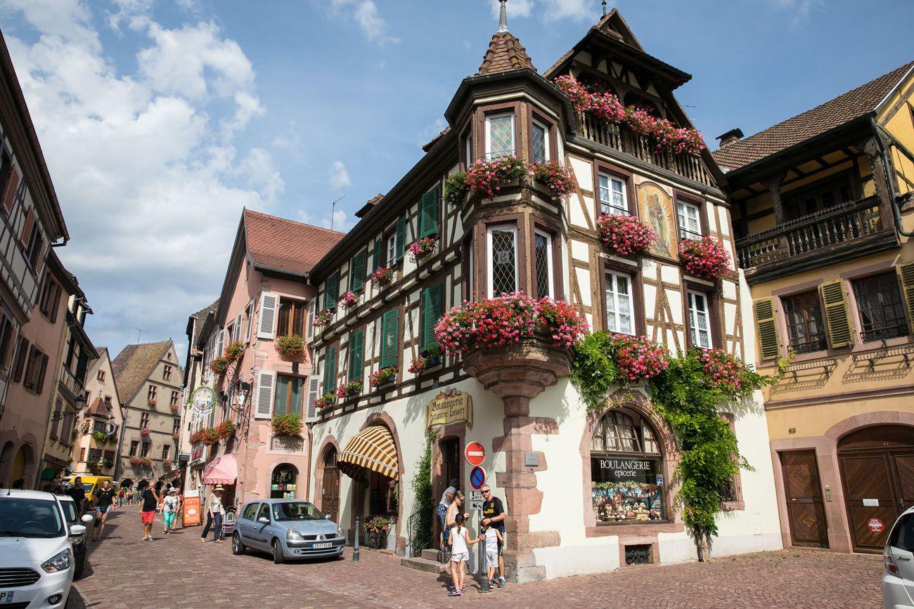 Kaysersberg.jpg.optimal ▷ 3 días en la ruta del vino de Alsacia