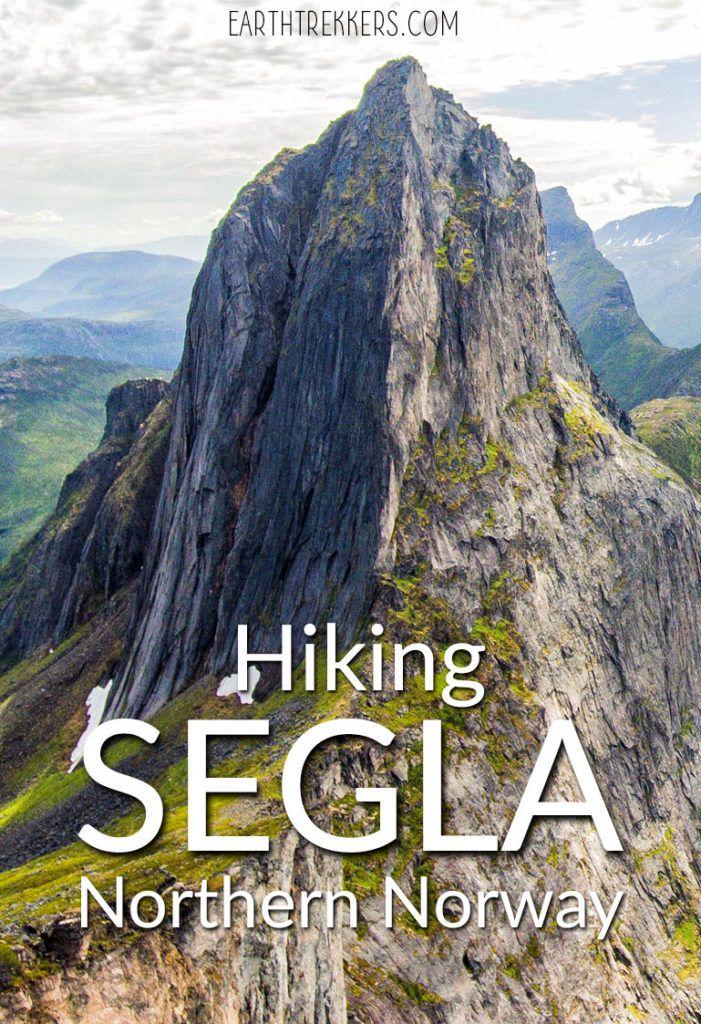 Norway Hike Segla on Senja